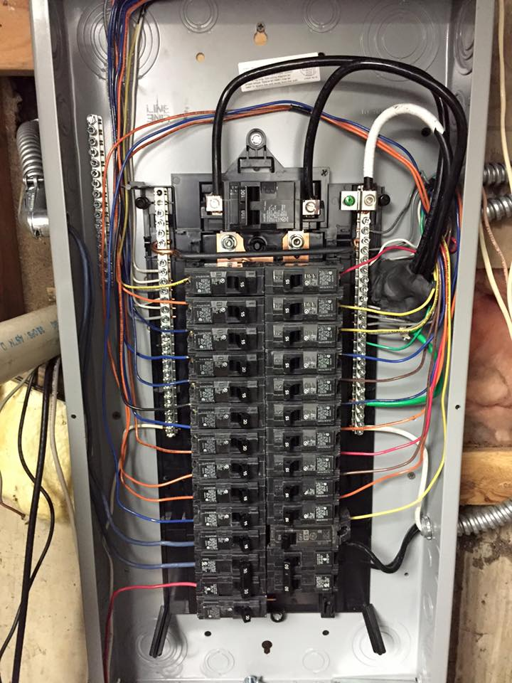 Service Panel Replacement -